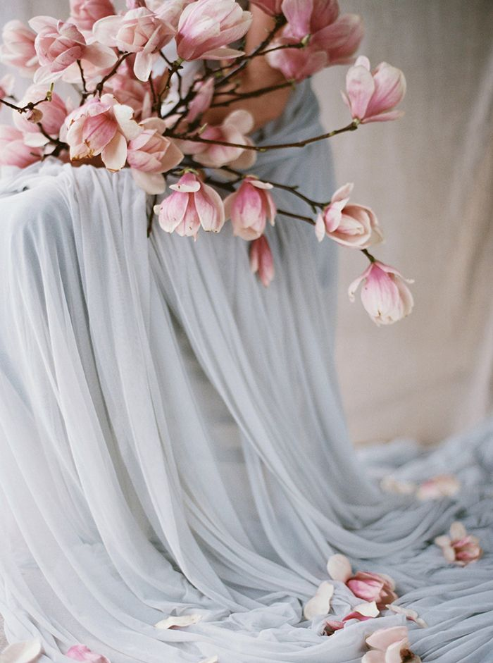 Soft Pink Spring Wedding Inspiration | Wedding Ideas | Oncewed.com