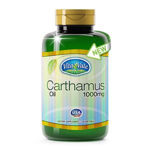 CARTHAMUS OIL 120 CÁPSULAS: VITAMINAS