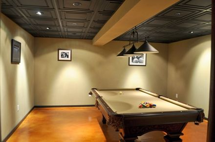 drop ceiling tiles basement ideas basements black basement ceiling