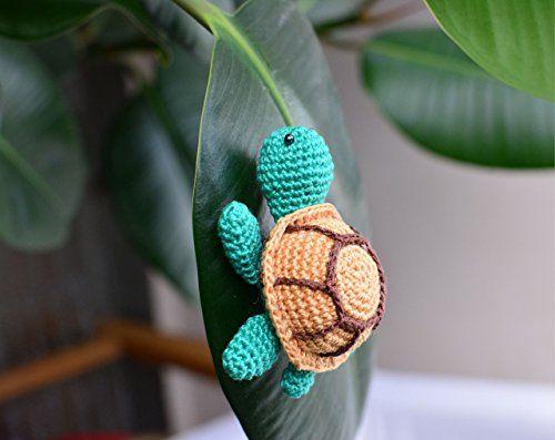 Toy turtle, crochet miniature gifts, stuffed animal, tort... https://www.amazon.co.uk/dp/B01MFC6KPF/ref=cm_sw_r_pi_dp_x_vqj-zbNBN8H9T