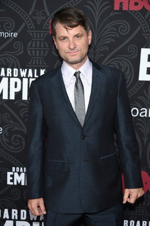 """Elias 'Eli' Thompson""....Actor Shea Whigham at event of Boardwalk Empire (2010)"