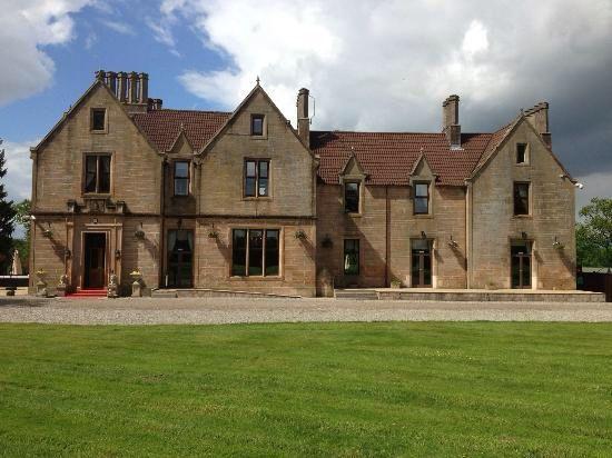 Glenbervie house hotel