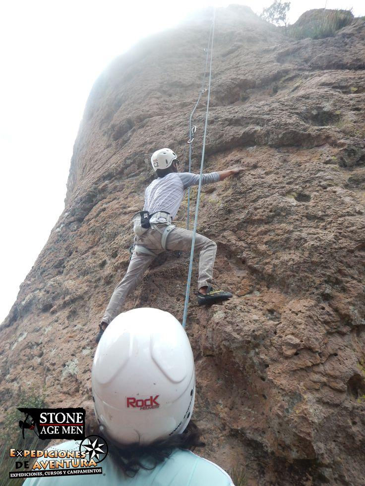 Taller de escalada
