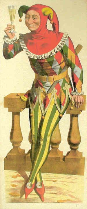 Harlequin:  #Jester ~ Rare and Important Original Vintage Posters, Various Subjects, Gallery 2.