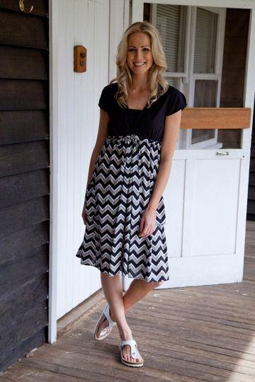 Firefly kaftans Amber Cotton Dress - Womens Knee Length Dresses - Birdsnest Clothing Online
