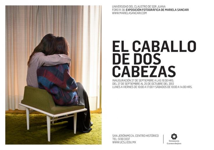 Invitacion_Caballo de dos cabezas_Ana Mariela Sancari
