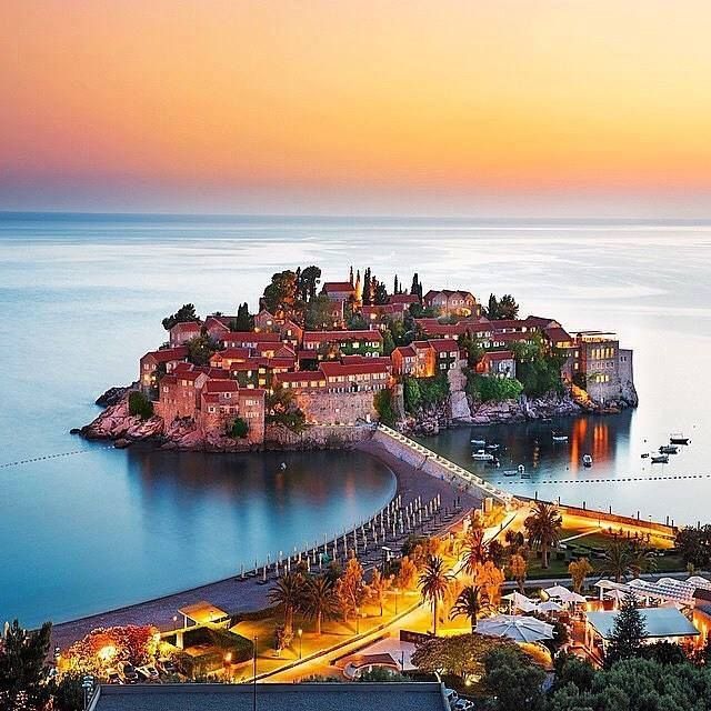 Sveti Stefan, Montenegro - PHOTOS! 2 weeks left❤
