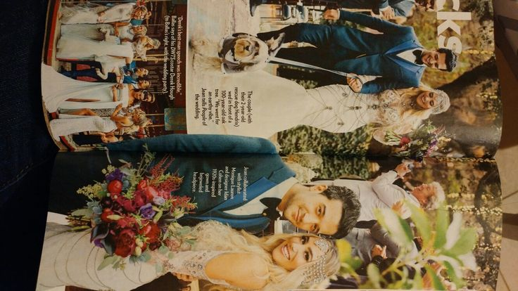 So beautiful wedding of Mark Ballas and his new wife. Loved her wedding completed looks (dress and accessory)!