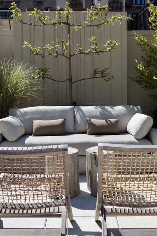 Outdoor Loungemobel Design Ideen Bilder - Design