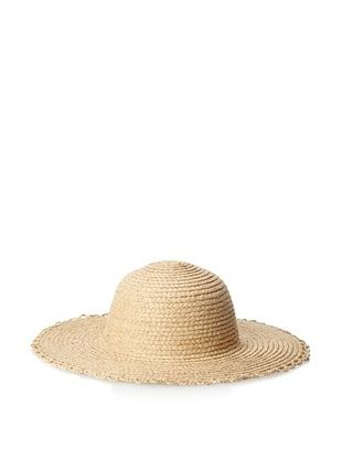 50% OFF Straw Studios Women's Raffia Braid Hat, Brown