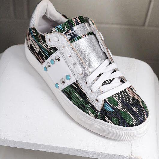 STOKTON ss 2017 #shoes #stokton #FabioSfienti #sneakers #madeinitaly #stokton...