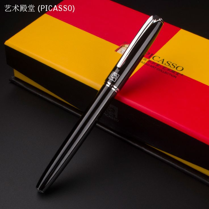 1pc/lot Wholesales Picasso 916 Roller Ball Pen 7 Colors Art Palace Brand Pen Ball Pens Writing Supplies  .not box