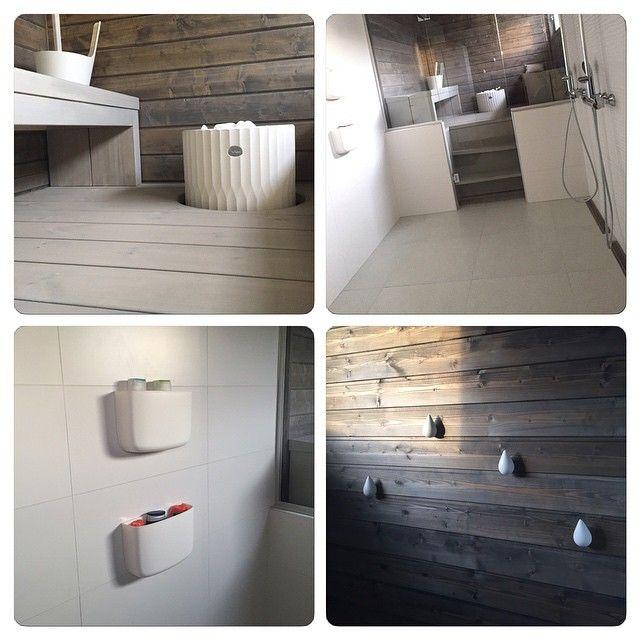 Tulikivi Riite #white #sauna #heater #ideaboard