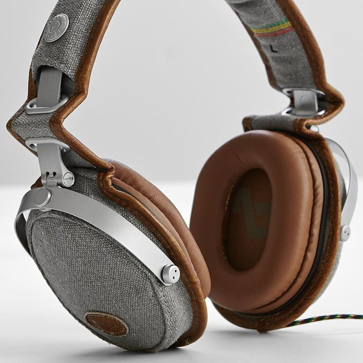 House of Marley Rise Up over ear headphones from RedEnvelope.com