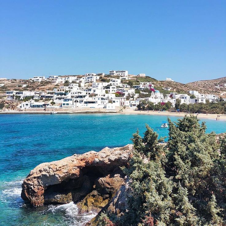 The beauty of Donousa island (Δονούσα)