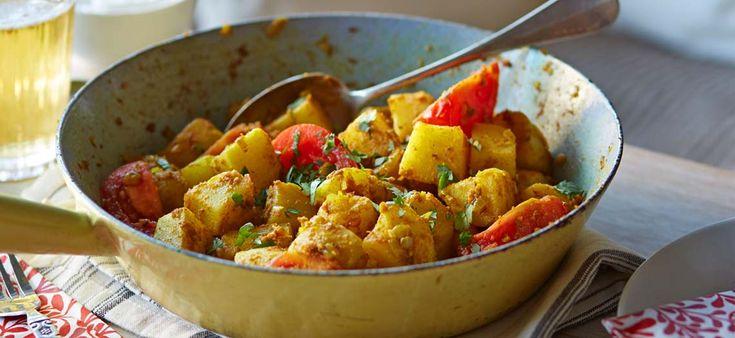 Πατάτες Βομβάης