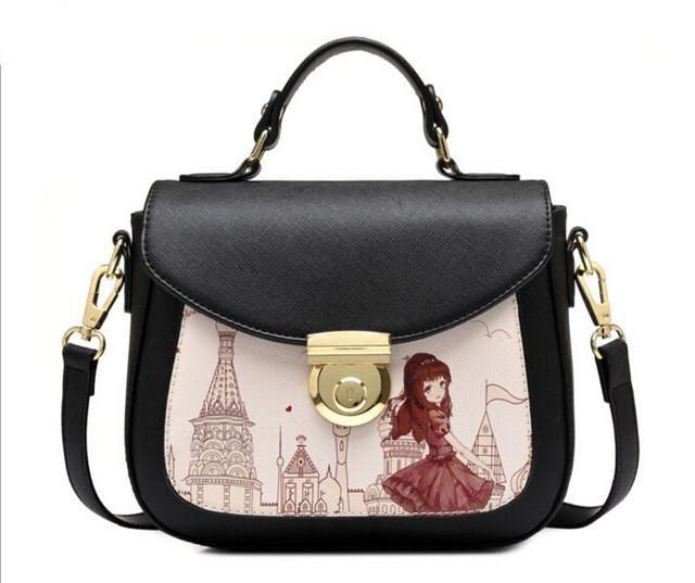 ebfb10055a5c FLYING BIRDS women handbag printing women s tote designer women ...