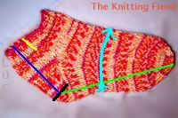 Sockulator V- toe up sock calculator Knit All Day and Night Pinterest D...