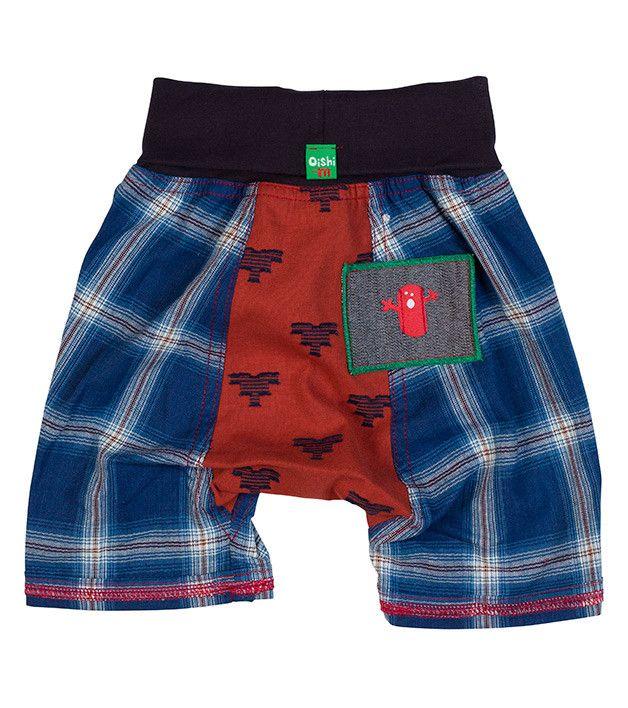 Kite Runner Short, Oishi-m Clothing for Kids, Spring 2014, www.oishi-m.com