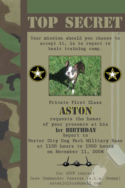 27 best ideas for army birthday images on pinterest | birthday, Birthday invitations