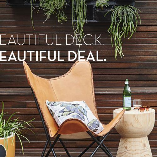 Beautiful Deck, Beautiful Deal