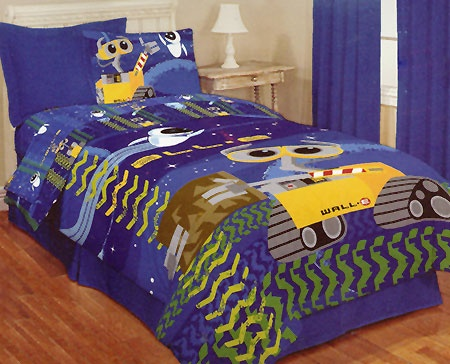 Disney Pixar Wall E 3 Piece Twin Sheet Set From Franco