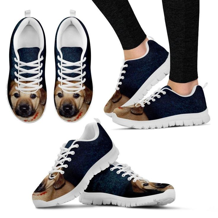 Yorkie Men Anti-Slip Sneakers Fashion Stitched Running Loafers