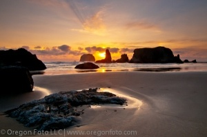 Bandon Beach, Bandon, Oregon... He Proposed on our 6 year anniversary on this beach!!! <3