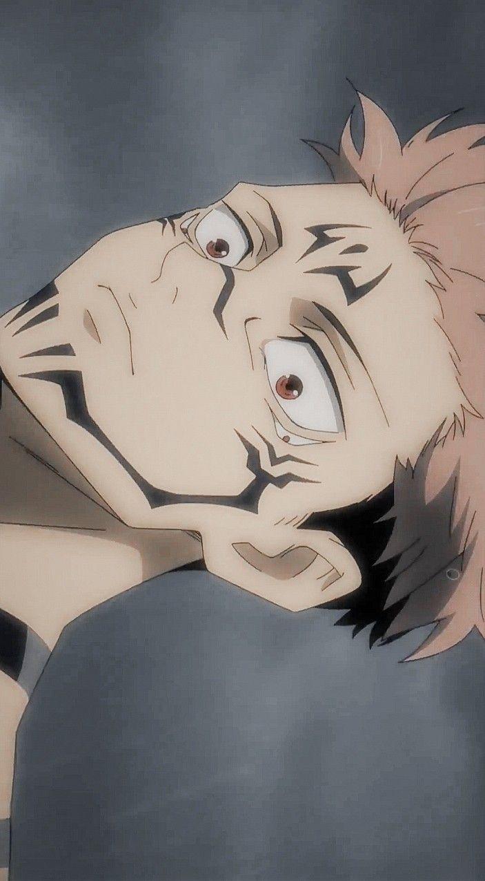 Jujustu Kaisen Itadori Yuuji Sukuna Jujutsukaisen Itadoriyuuji Sukuna In 2021 Anime Canvas Anime Anime Wallpaper