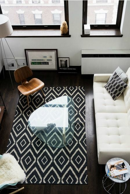 In Search Of A Way To Draw A Room Together? Try A Fabulous Area Rug Pictures