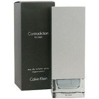 Calvin Klein Contradiction for Men EDT Spray Contradiction from Calvin Klein is modern yet classic bold yet understated and as compelling as the man who wears it. A fragrance which compliments the many dimensions of the modern man. Cool crisp an http://www.comparestoreprices.co.uk/perfumes/calvin-klein-contradiction-for-men-edt-spray.asp