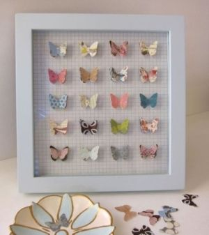 Paper Butterflies by candice.stokes.39