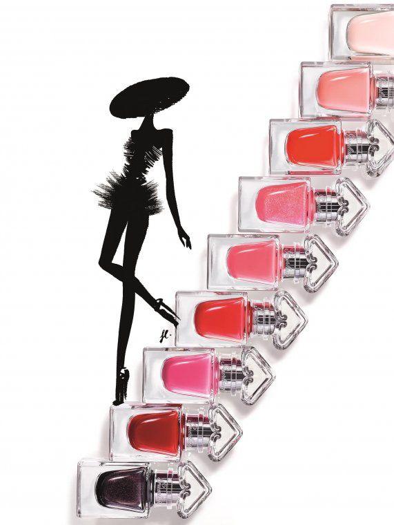 Tout le monde connait La Petite Robe Noire de Guerlain ! Sachez que la gamme maquillage vient de sortir ! Avis à toutes les beauty addicts, vous allez devoir craquer !             Les vernis : Une …