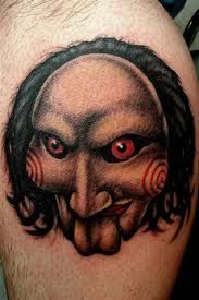 jigsaw tattoos