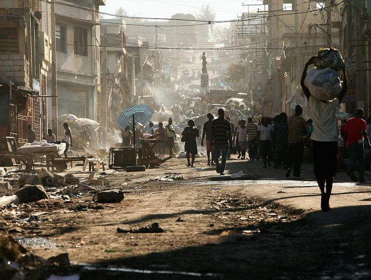 Haiti Earthquake Pictures: 3 Weeks of Survival, Strife
