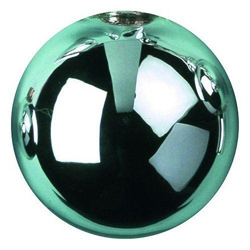 Europalms Deko 8350128W Dekokugel 6 cm, 6x, glänzend - hellblau - Mit Farbakzenten Räume gestalten - Dekokugel mit Aufhängeöse  - Erhältlich in vielen Farben, Größen und Oberflächen - 6 Stück Verpackung  Mehr Farben erhältlich. Die perfekte Kugel für Baum und Basteln. Schauen Sie in Unsere anderen Pinnwände. Steinigke Showtechnic GmbH