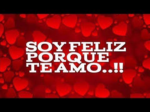 Gracias mi Amor, Frases de Amor Para Dedicar, Poemas de amor, Versos Cortos - YouTube