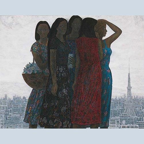 City (1977) SHIKAMI Kiyomichi