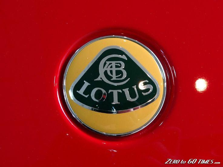 New Lotus Car Logo