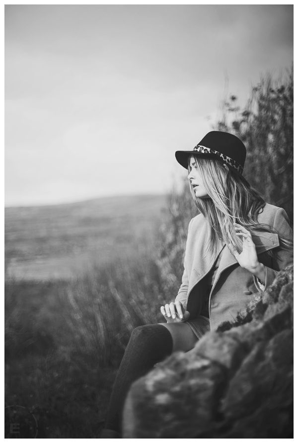 Louise* by photographic.ie, via Behance