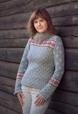 Villrosa genser