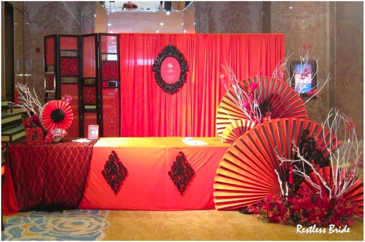 China Wedding Decorations: 20 Best Images About Chinese Theme On Pinterest