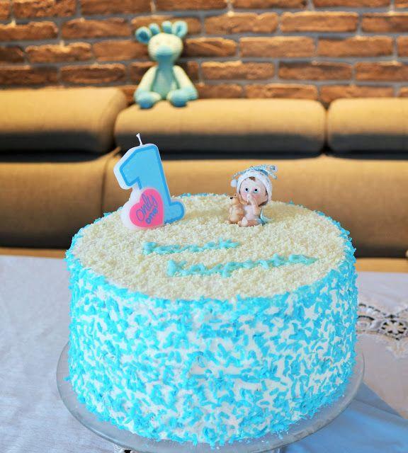 tort na urodziny dla dziecka przepis