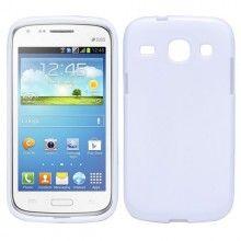 Forro Galaxy Core - Gel Blanco  $ 10.683,16