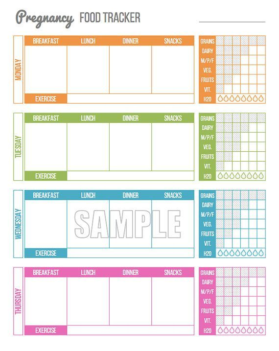 The 25+ best Food journal printable ideas on Pinterest Meal - food diary template download