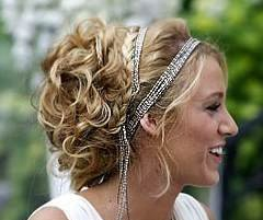 19 best hair styles images on pinterest hair styles chignons loose curly updo pmusecretfo Choice Image