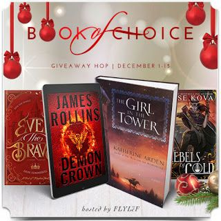 Image result for december book of choice giveaway