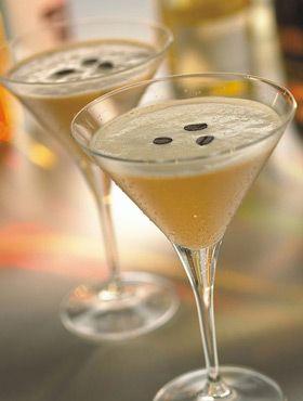 Irish Martini Recipe