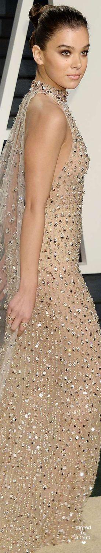 Hailee Steinfeld 2017 Vanity Fair Oscar Party