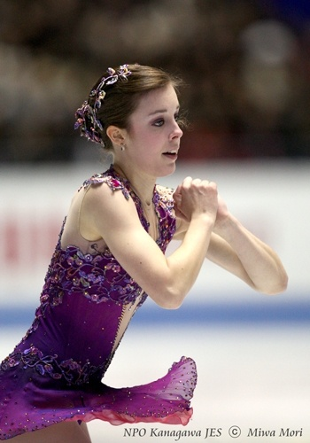 Ashley Wagner, 2010 LP.I love watching ice skating.Please check out my website thanks. www.photopix.co.nz